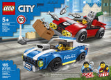LEGO CITY POLICE HIGHWAY ARRES