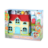 HAPPY COLLECTION- LITTLE WOOD COTTAGE