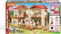 CALICO RED ROOF COUNTRY HOME-GIFT SET