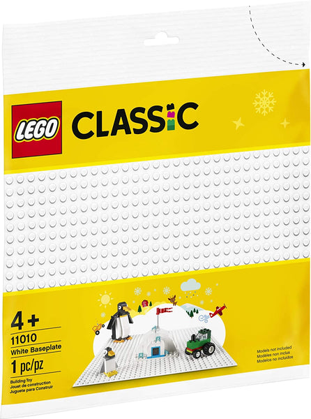 CLASSIC WHITE BASEPLATE