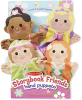 M&D STORYBOOK FRIENDS HAND PUP