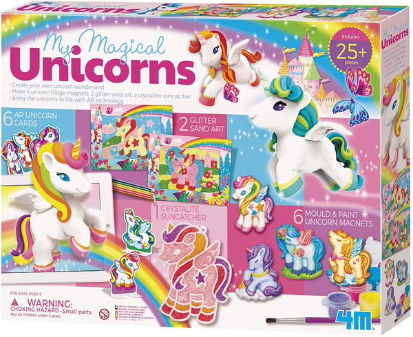 MY MAGICAL UNICORNS