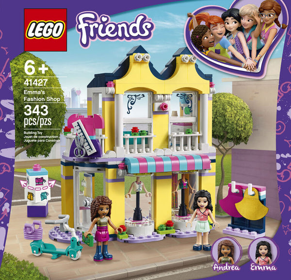 LEGO FRIENDS EMMA'S FASHION SHOP