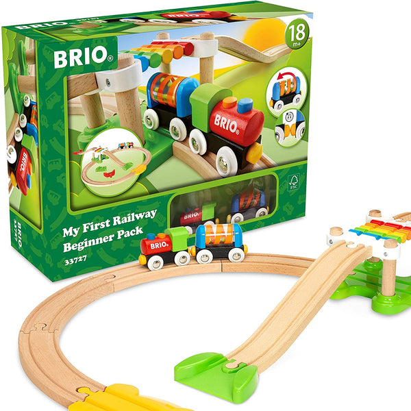 MY FIRST RAILWAY BEGINNER PACK