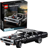 TECHNIC FAST AND FURIOUS DOM'S DODGE CHARGER