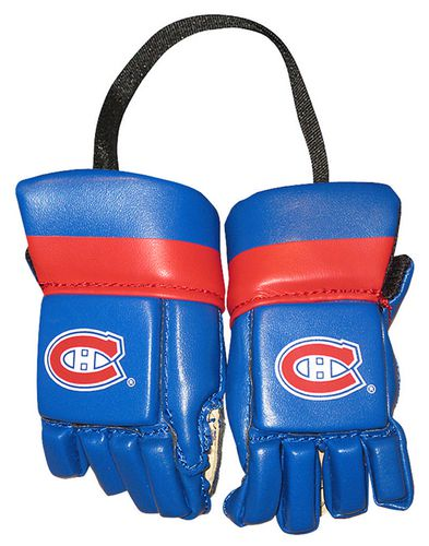 NHL MINI HOCKEY GLOVES - MONTREAL CANADIENS