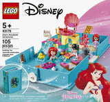 LEGO DISNEY ARIEL'S STORYBOOK ADVENTURES