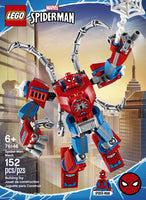 LEGO SPIDERMAN MECH
