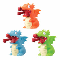 CURLY POPS DRAGONS