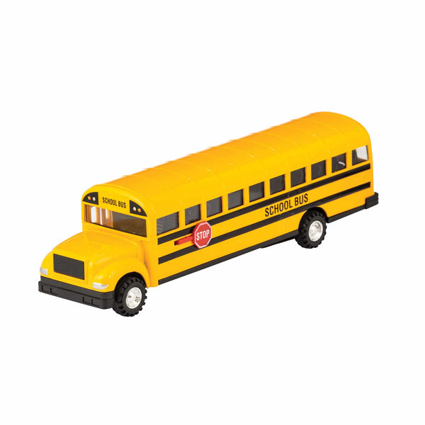 DIECAST LARGE SCHOOL BUS