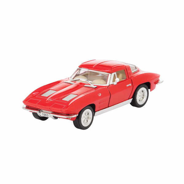 DIE CAST CORVETTE STINGRAY 63'