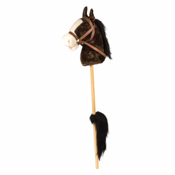 PONY TRAILS STICK HORSE