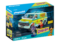 PLAYMOBIL SCOOBY- DOO MYSTERY MACHINE