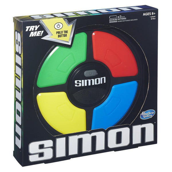 SIMON MEMORY GAME