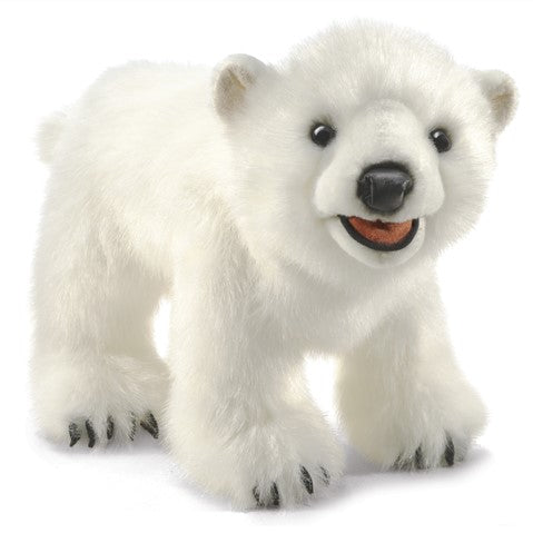 FOLKMANIS: POLAR BEAR CUB