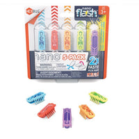 HEXBUG NANO FLASH - 5 PACK
