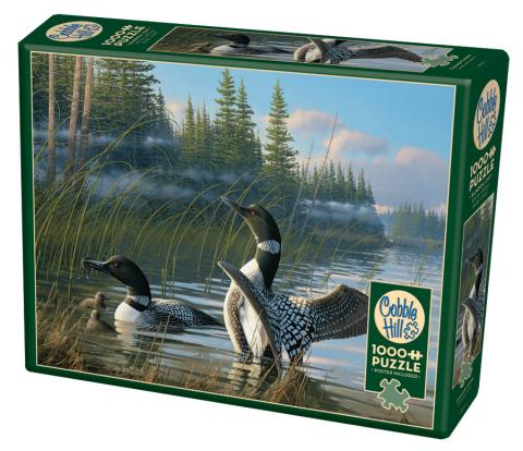 COMMON LOON - 1000 PC