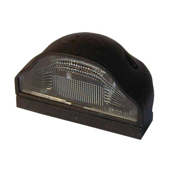 NUMBER PLATE LAMP (VIGNAL)