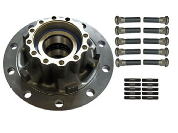 REAR HUB KIT C/W OEM BEARING