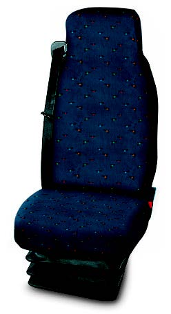 TRUCK / LORRY SEAT COVER (BLUE)