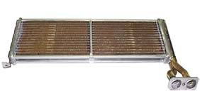 HEATER RADIATOR / GENUINE BEHR