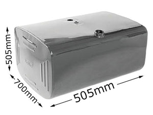FUEL TANK 150 LITRE (STEEL)