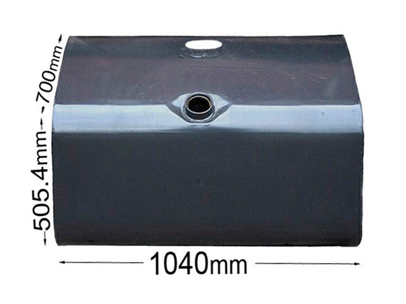 FUEL TANK 300 LITRE (STEEL)