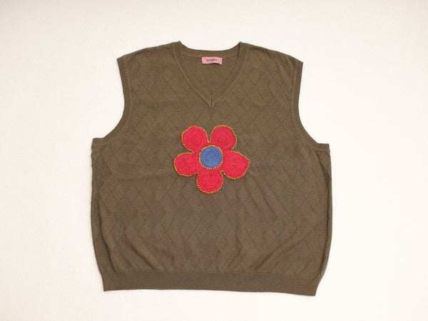 The Yun Sweater Vest