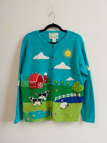 Favorite Farm Sweater