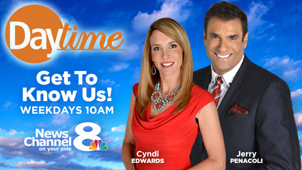 WFLA Channel 8 Daytime: The New Review (Election Day Edition)