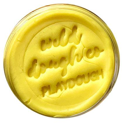 Chick Yellow Playdough