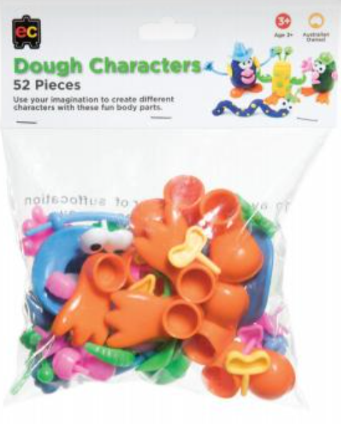 Dough Characters - Wild Dough Co