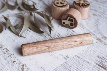 Hardwood Rolling Pin - Let Them Play Toys