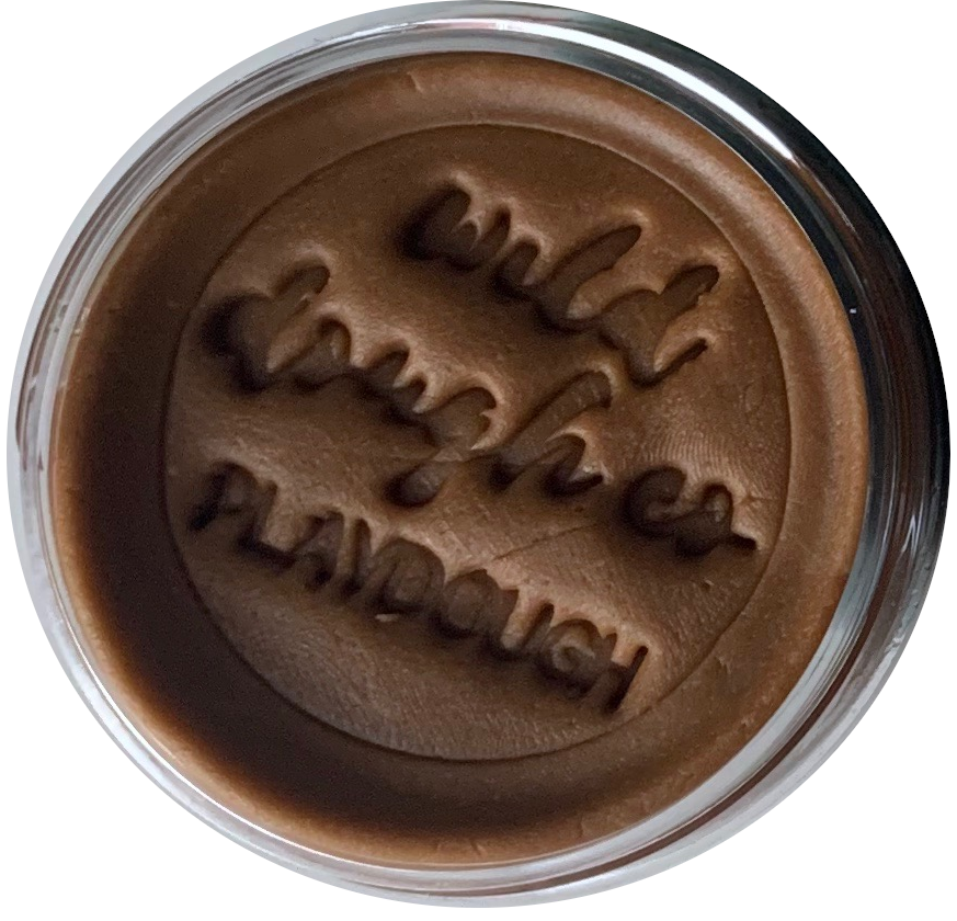 Mud Brown Playdough