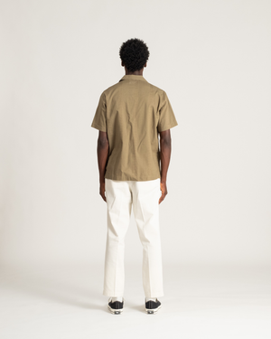 Knickerbocker Cubano Shirt Olive