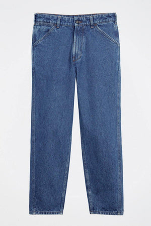 The front view of the Homecore Jabali Algo Jeans Pants Washed