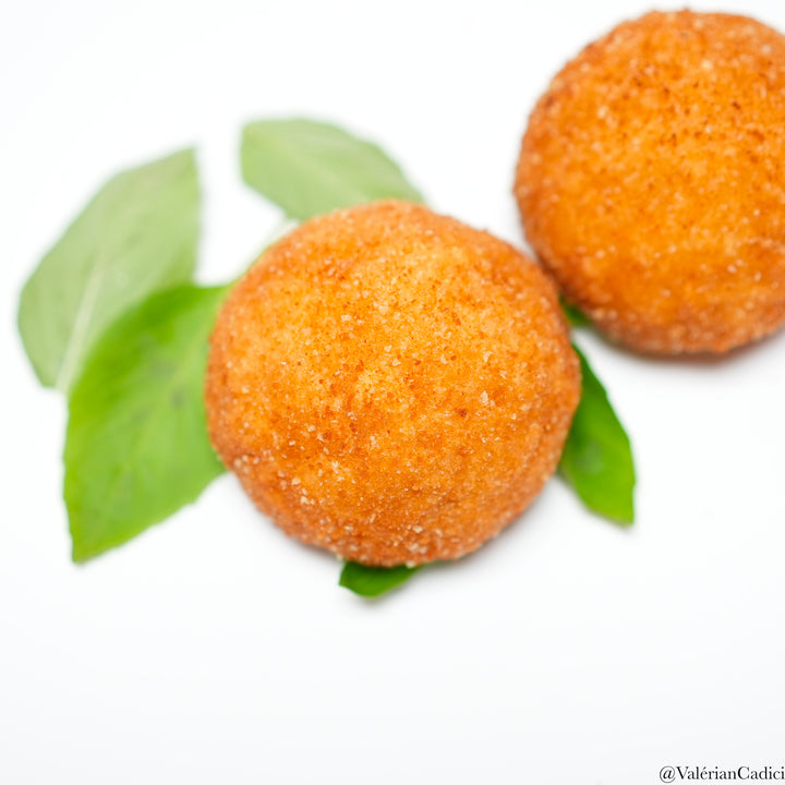 Arancini Paul Cadici Nancy traiteur