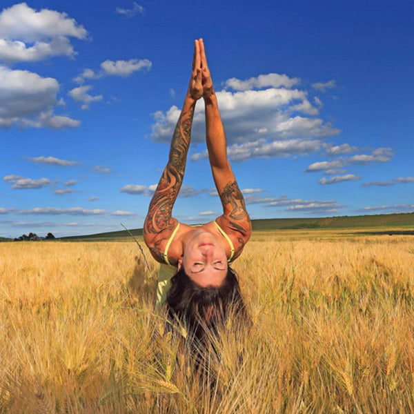 Guest Blogger: Jessica Crowley - Return of the Yogi