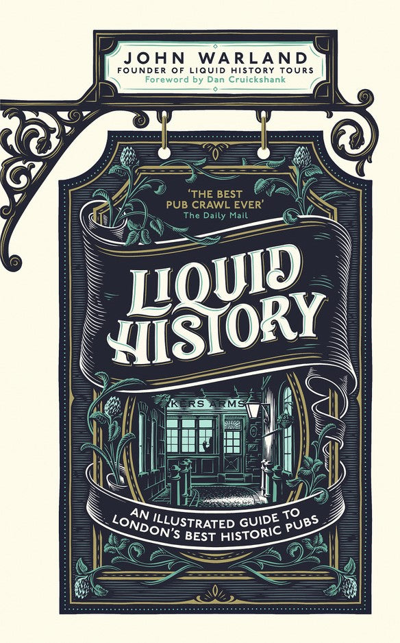 PRE-ORDER: Great London Pubs: Illustrated Book