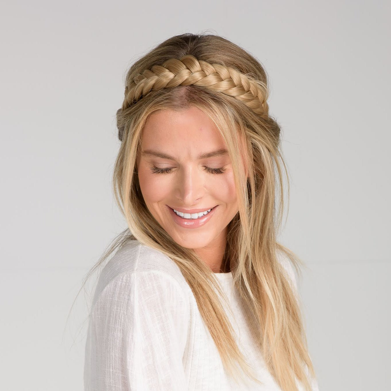The Harper Halo Braid