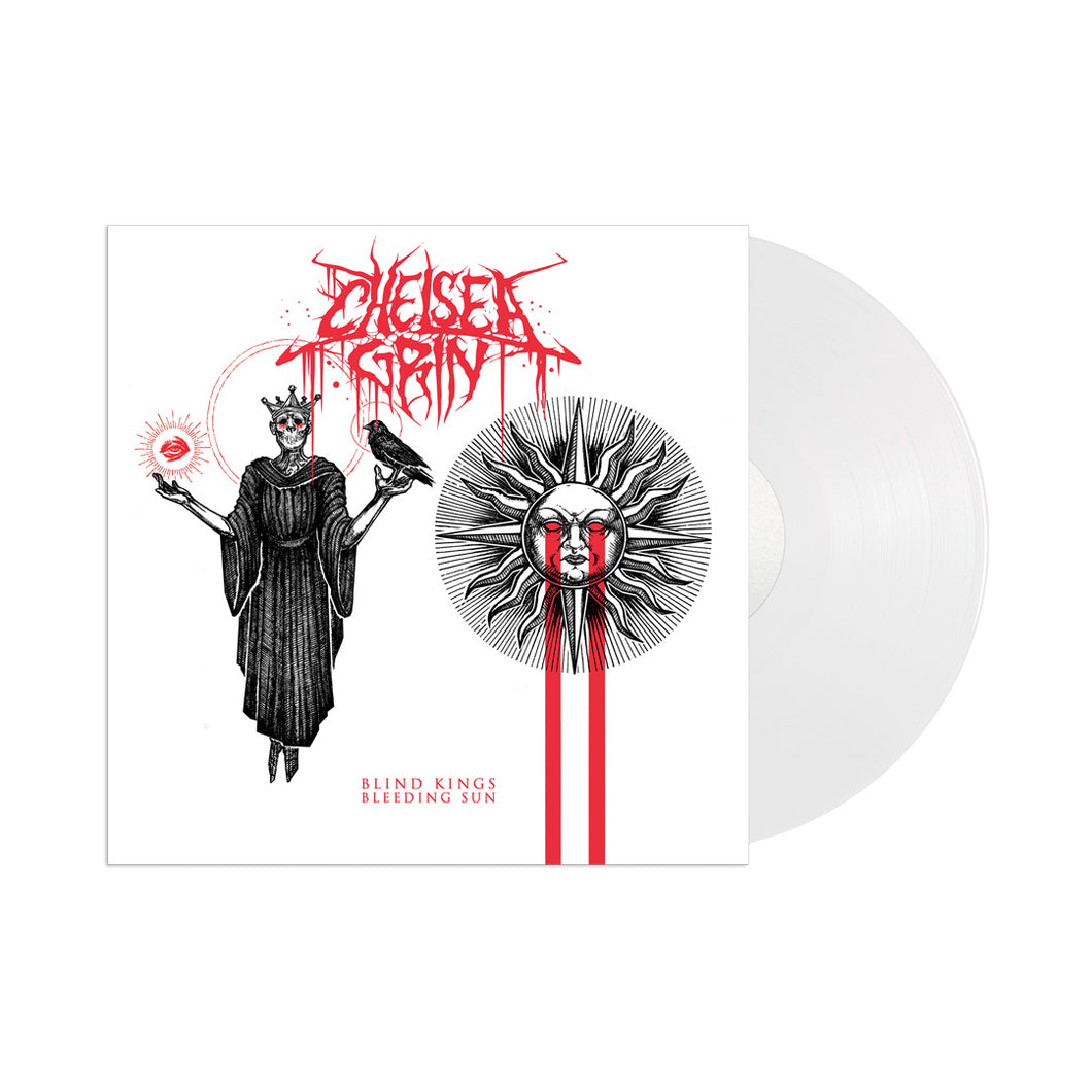 Blind Kings Bleeding Sun Vinyl in White (Pre-Order)