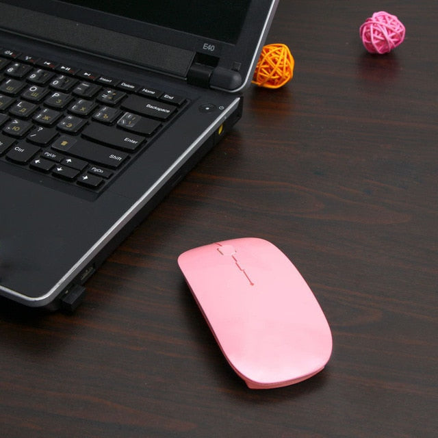 Office Ultra - Thin Wireless Mouse