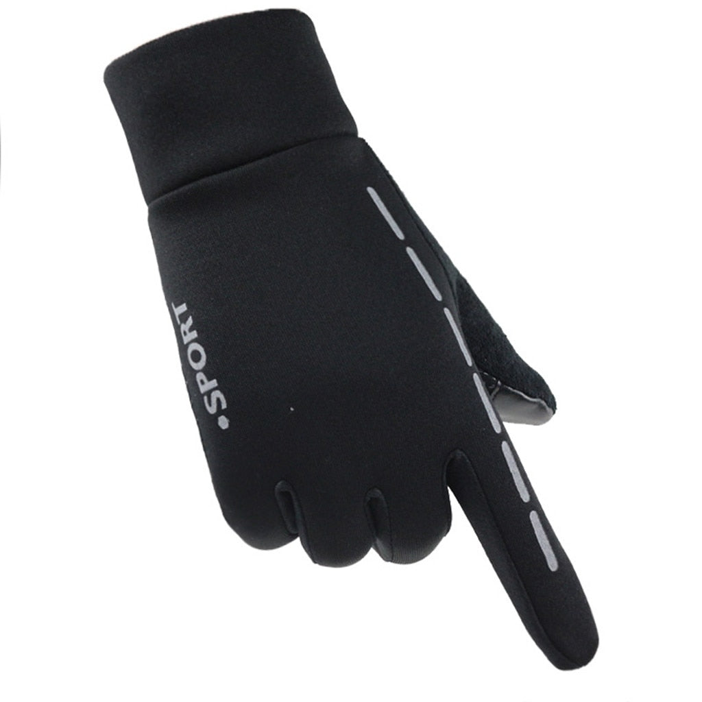 Thick Mittens Touch Screen Windproof Waterproof Winter Warm Gloves