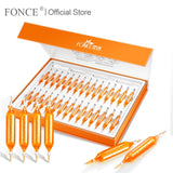 Fonce Small Red Needle Japan Blood Orange vc Essence Face Serum 30 Piece Nicotinamide Liquid Stay Up Late Ampoule Stock Solution