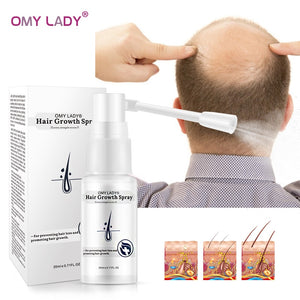 Anti Hair Loss Hair Growth Spray Essential Oil Liquid For Men Women Dry Hair Regeneration Repair,Hair Loss Products