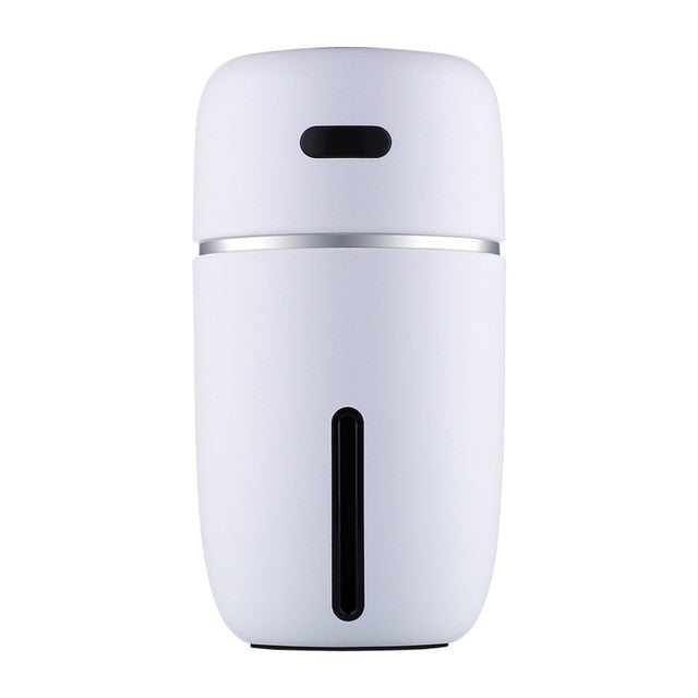 Portable LED Air Humidifier Essential Oil Diffuser Mini USB Air Humidifier Purifier Car ultrasonic Aromatherapy Diffuser USB