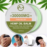 Minch 30000mg CBD Hemp Cream For Neck Pain Natural Ointment Pain Relief Relieve Neck Relief Hemp Balm Muscle Soothing Care Cream