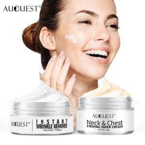 AuQuest Anti Wrinkle Face cream Anti Aging Skin Care Cream Moisturizer for Face and Neck Day Cream Firming Skincare Set