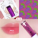 Mirror Water Gloss Lip Glaze Lip Long-lasting Nourishing Lip Balm Lip Plumper Moisturizing Reduce Fine Lines Relieve Dryness Lip