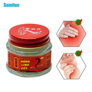 100% Natural Original Vietnam Snake Balm Painkiller Ointment Muscle Pain Relief Ointment Soothe Itch 20g P0007